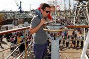 Today is last chance to board the ships at Falmouth Tall Ships Regatta 2014